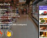Grocery Store iOS App