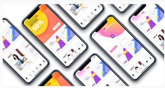 Ionic 5 WooCommerce marketplace mobile app – WCFM Marketplace