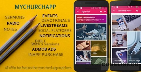 My Church App – connect your church to a mobile world