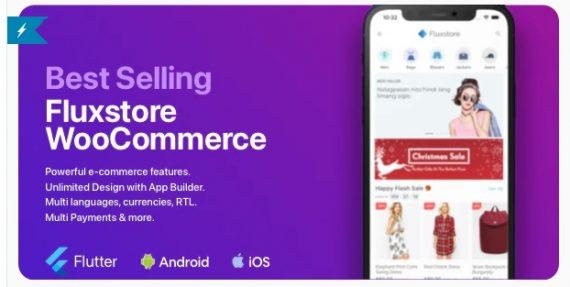 Fluxstore WooCommerce – Flutter E-commerce Full App